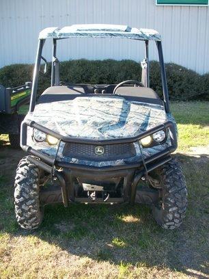 2011 John Deere XUV 550