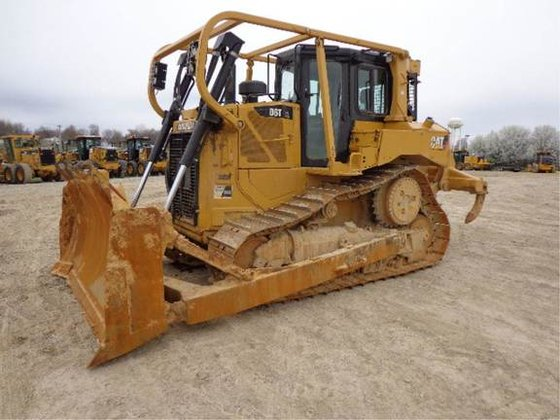 2013 Caterpillar D6T-XL in Goodfield,