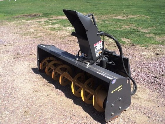 "2008 FFC 72"" Snowblower for"