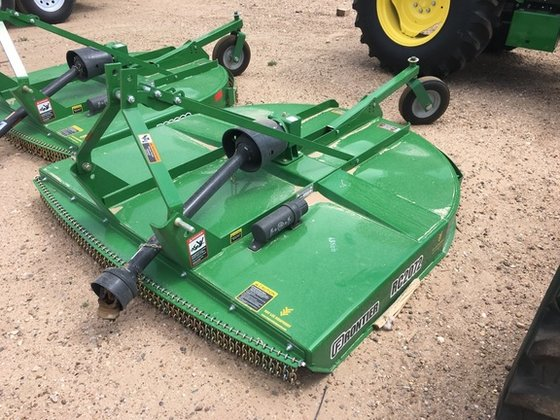 2012 John Deere RC2072 in