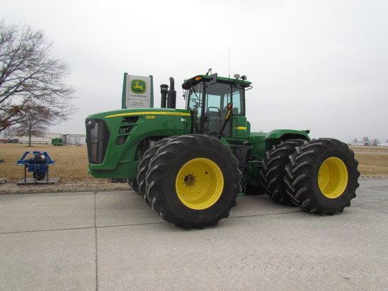 2009 John Deere 9530 in