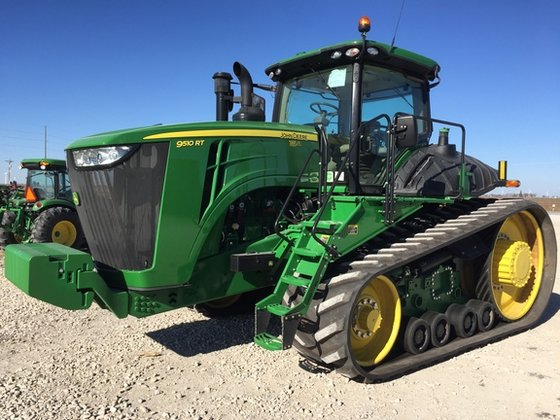 2014 John Deere 9510RT in