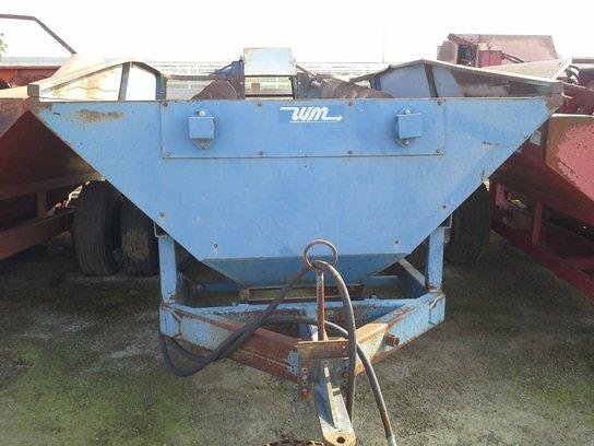 1992 Weiss McNair Conveyor Cart