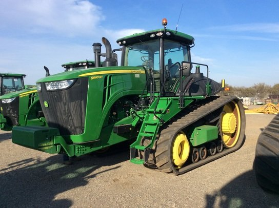2013 John Deere 9560RT in