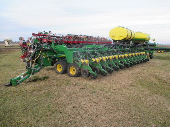 2012 John Deere DB80 in