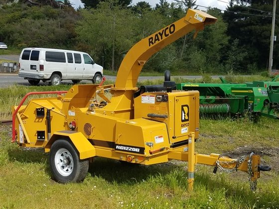 2015 Rayco RC1220G in Loleta,