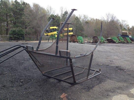 John Deere Tractor Cage in