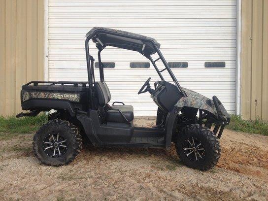 2013 John Deere XUV 550