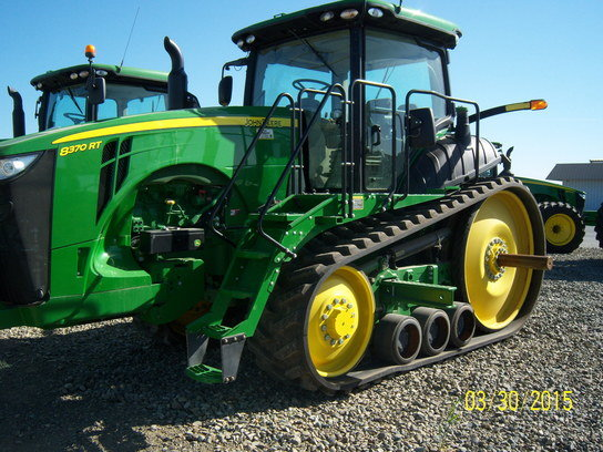 2014 John Deere 8370RT in