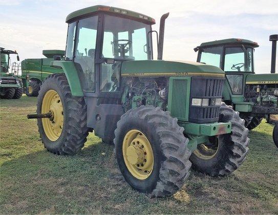 1993 John Deere 7800 in
