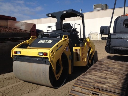 2012 Bomag BW161AD-4 in Oxnard,