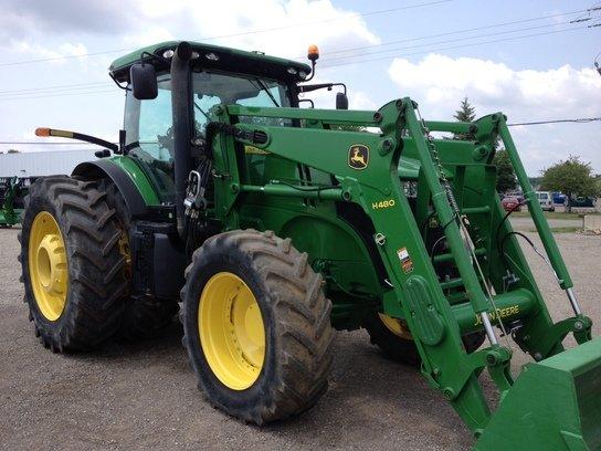 2012 John Deere 7280R in