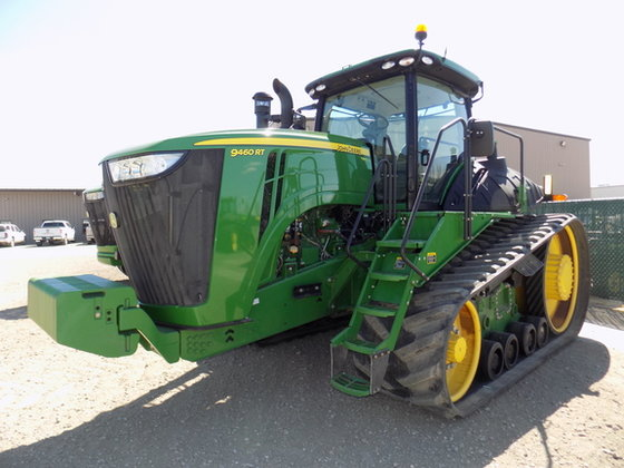 2012 John Deere 9460RT in