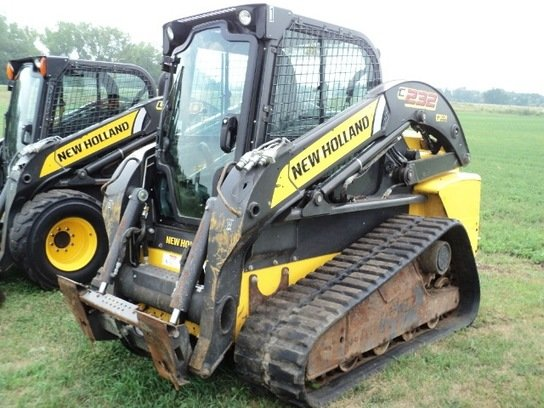 2012 New Holland C232 in
