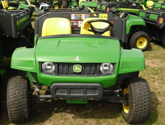 2012 John Deere ELECTRIC TE145