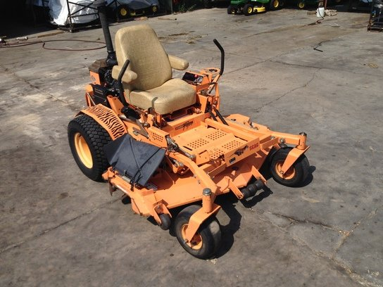2009 Scag Turf Tiger in