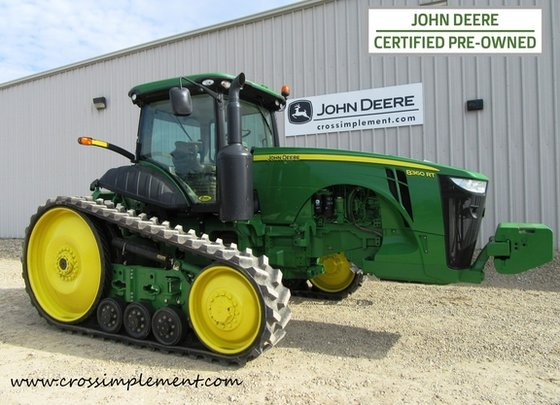 2013 John Deere 8360RT in