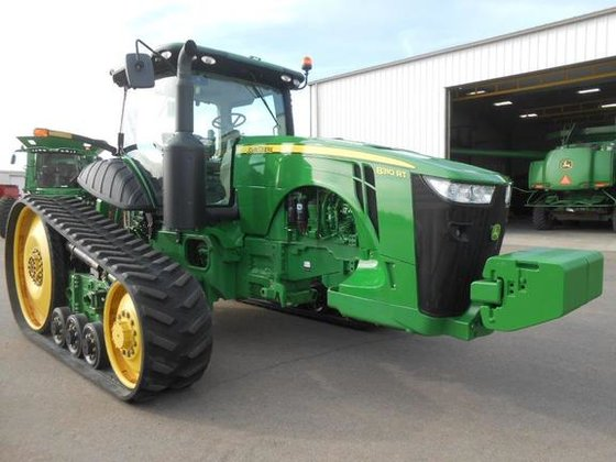 2013 John Deere 8310RT in
