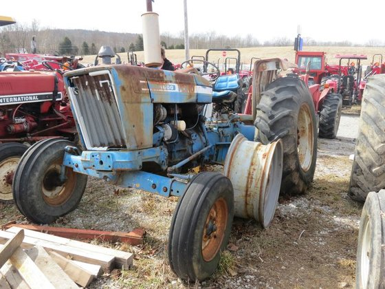 Ford 4600 2WD $4950.00 in