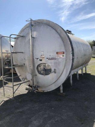 Cherry-Burrell 5,000 Gallon Refrigerated Horizontal