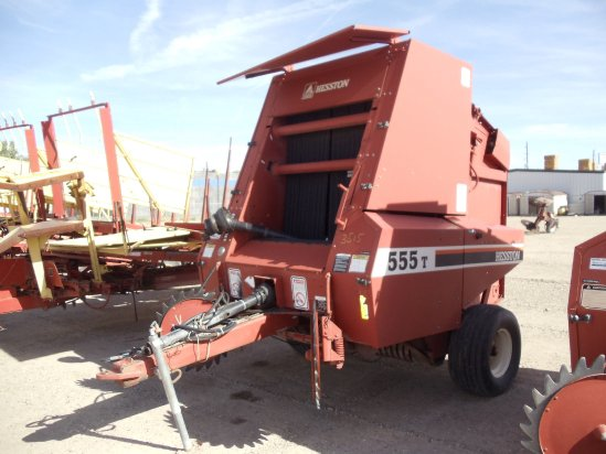 1996 Hesston 555T in Grand Junction, CO, USA