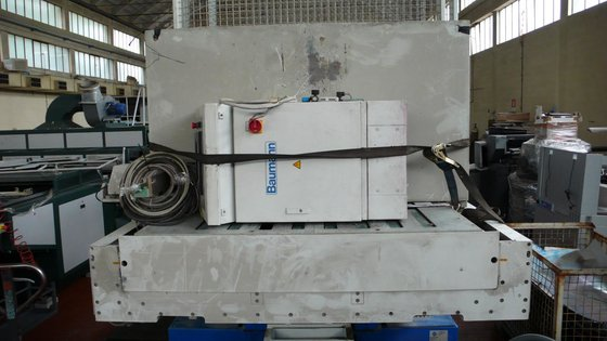 BAUMANN BSW6-1500 LDV in Limena,