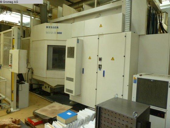 2002 HELLER MCS 250/300 Machining