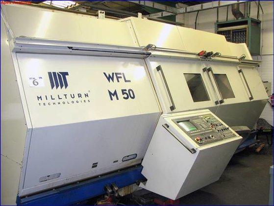1993 WFL 5-ACHSEN M 50
