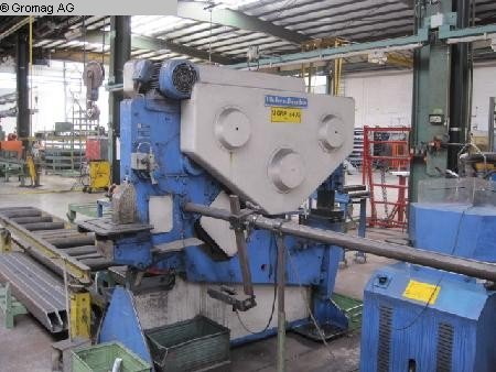 1977 MUBEA KBL-80-40 Section Shear