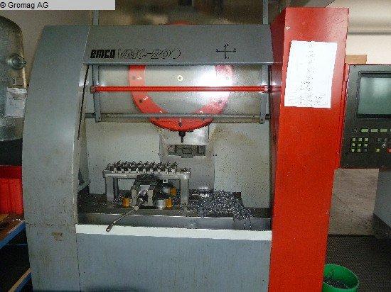 2001 EMCO VMC 200 1044-2574