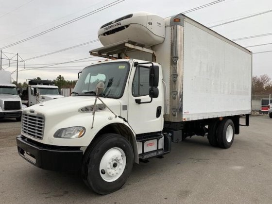Freightliner Of Nh >> 2013 Freightliner Business Class M2 106 In Seabrook Nh Usa