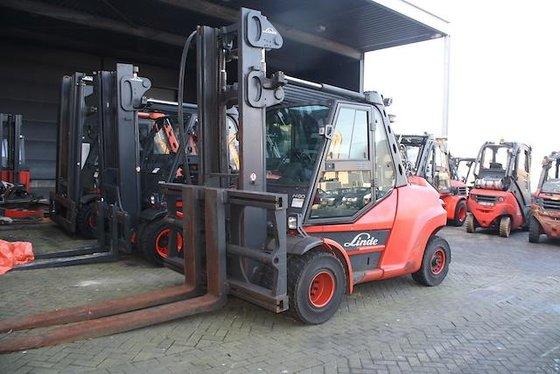 2010 Linde H80/1100T in Almere,