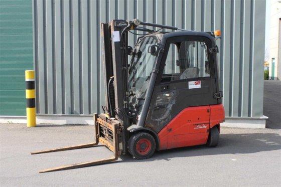 2009 Linde E16P in Antwerp,