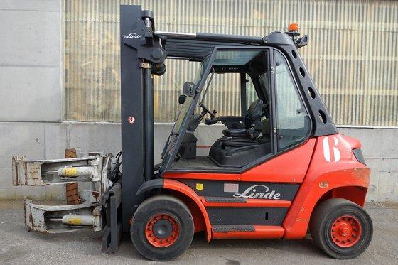 2008 Linde H 50 D