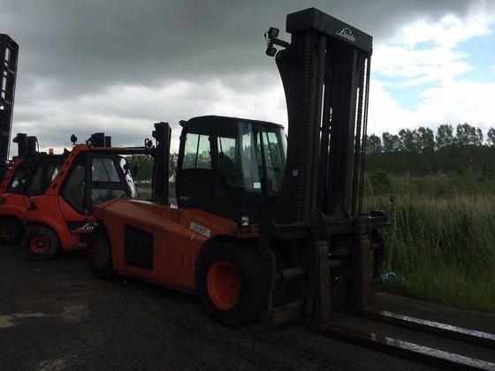 2006 Linde H160/1200D in Almere,