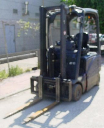 2008 Linde E16PH/386 in Pallejá,