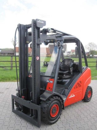 2009 Linde H35D in Augustdorf,