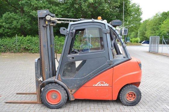 2007 Linde H30D-393 in Hesel,