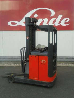 1997 Linde R16 in Wustermark,