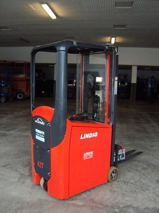 2006 Linde E10 in Krauthausen,