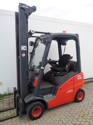 2009 Linde H16D in Krauthausen,