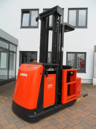 2007 Linde V11 in Krauthausen,