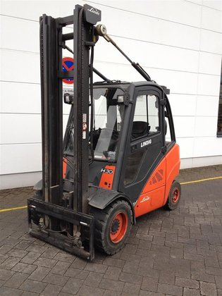 2010 Linde H30D in Krauthausen,