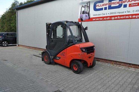 2013 Linde H35D-393 in Hesel,