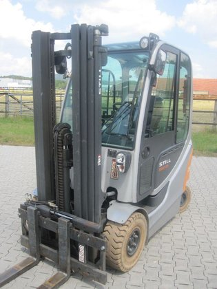 2008 STILL RX60-25 in Augustdorf,