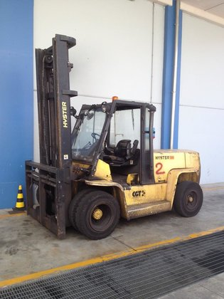 2001 Hyster H 7.00 XL