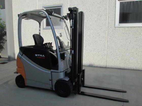 2007 OM STILLRX60-20C in Crespellano,