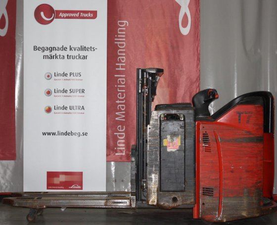 2012 Linde L12LSP SUPER in