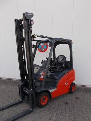 2008 Linde H16D-391-01 in Hanover,