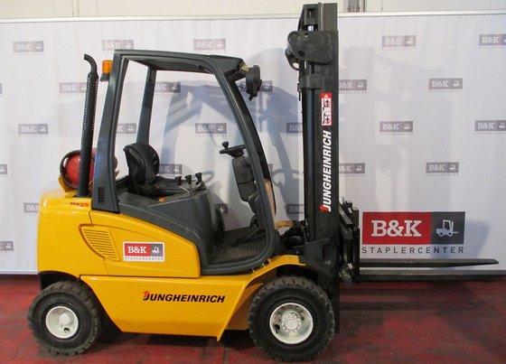 2002 Jungheinrich TFG25BK in Lüdenscheid,